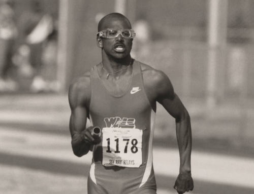 Jose Parrilla – 800m, 1993 and 1994 (Olympian 1992, 1996)